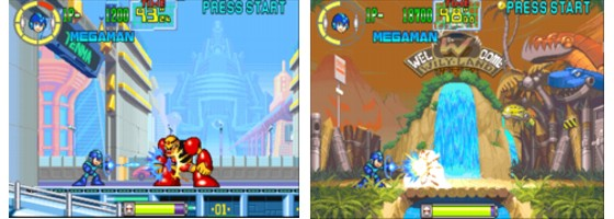 Mega Man The power Battle scrennshot
