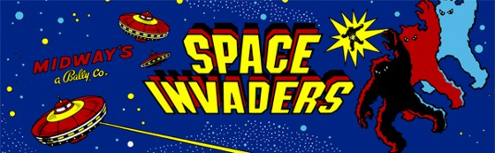 Space Invaders marque