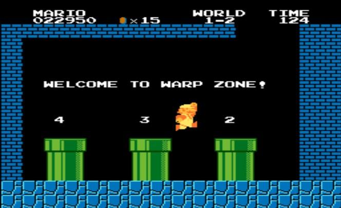 Super Mario Bros. Warp Zone