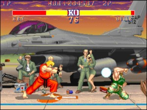 Street Fighter 2 screenshot (2)