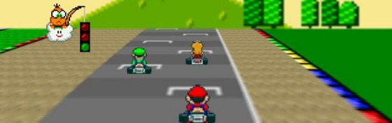 SuperMarioKart header