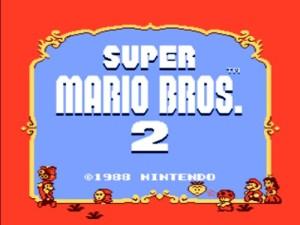 Super Mario Bros 2 NES