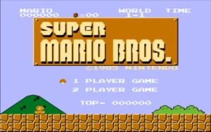 Super Mario Bros NES jocul clasic