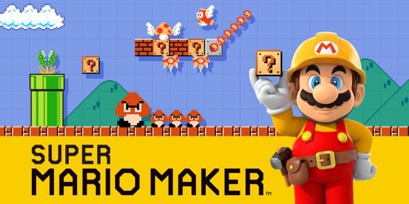 jocul Super Mario Maker