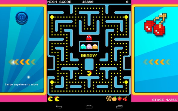 MS PacMan mobile