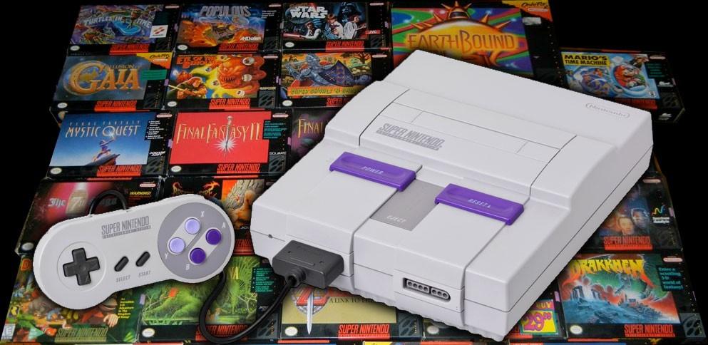 Top jocuri grele Nintendo SNES