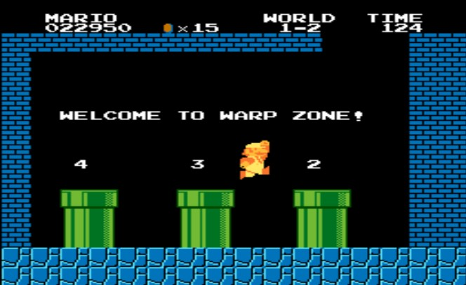 Super Mario Bros. Warp Zone