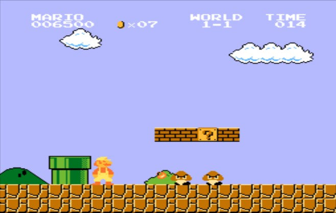 Super Mario Bros. screenshot 2
