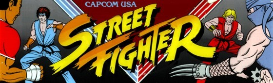 Street Fighter joc arcade