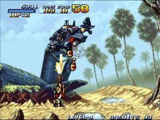 Metal Slug screenshot 2
