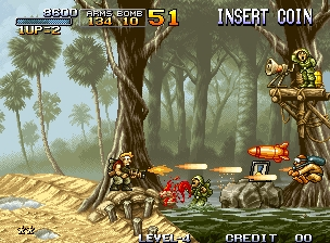 metal slug printscreen