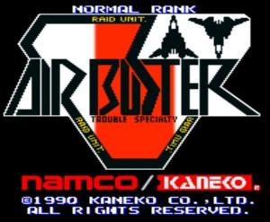 Air buster logo