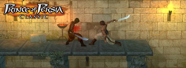 Prince Of Persia Classic Xbox