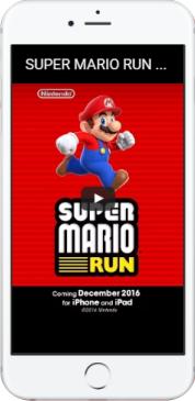 Super Mario Run Iphone 7