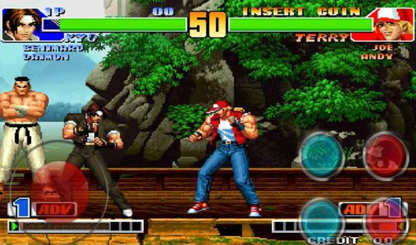 King Of Fighters 98 android
