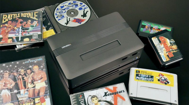 RetroBlox – o consola virtuala generala