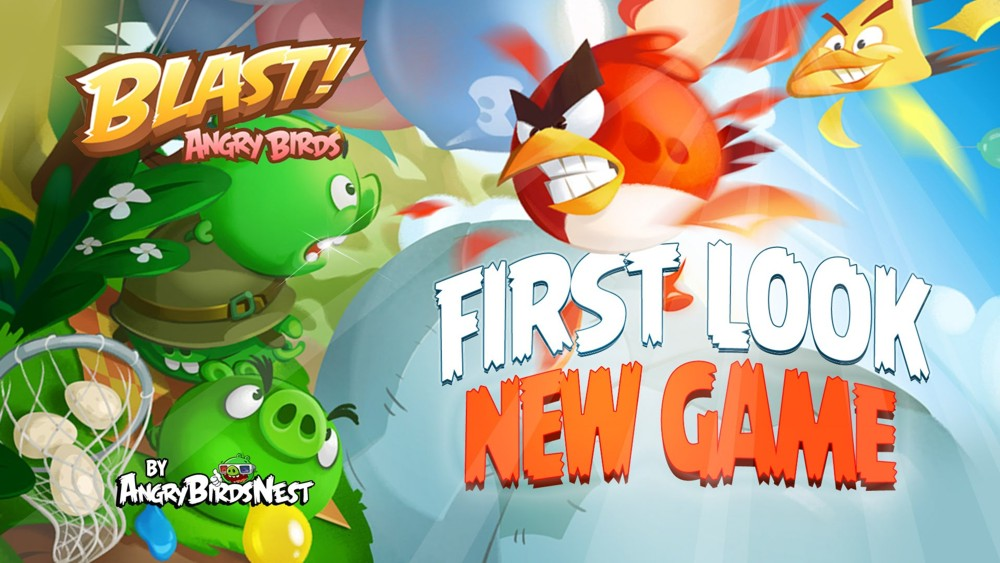 jocul AngryBirds Blast android