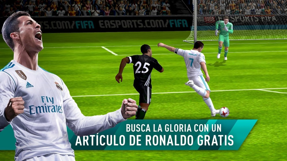Jocul Fifa Soccer Android