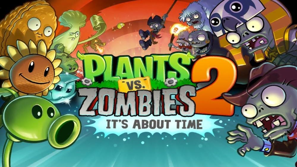 Plante vs zombie joc